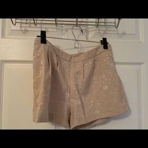 Forever 21 flower shorts